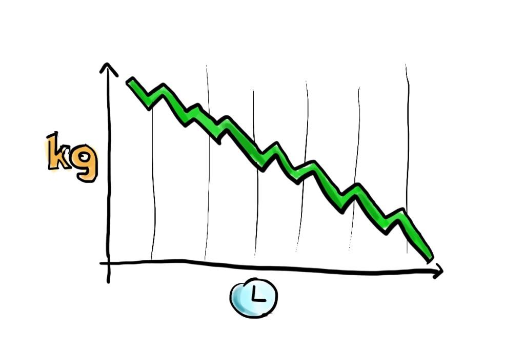 Dieta graf