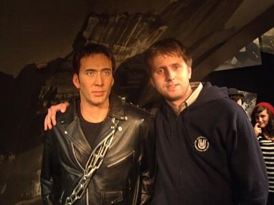 Nicolas Cage a já