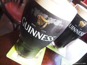 Dublin 2009: město jedné legendy