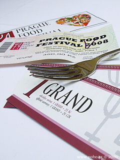 Prague Food Festival 2008
