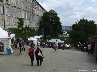 Festivalový prostor