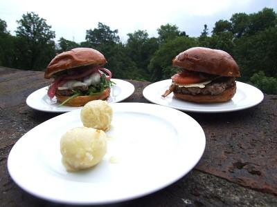 Dish burgery