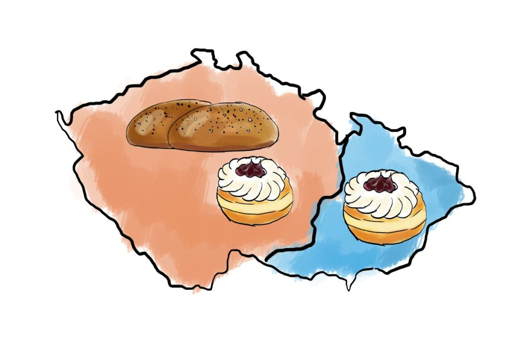 Česká republika - vdolky