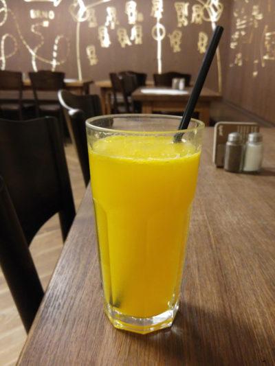Žlutá limonáda