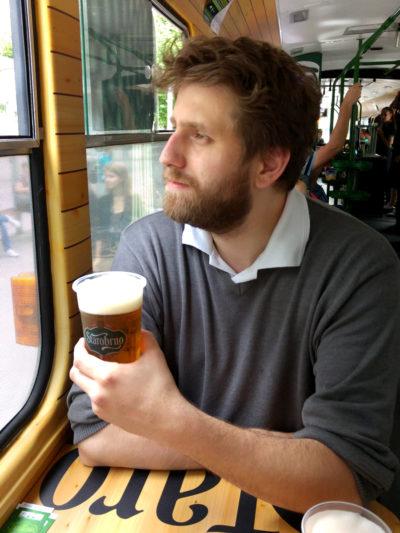 Já v pivní šalině