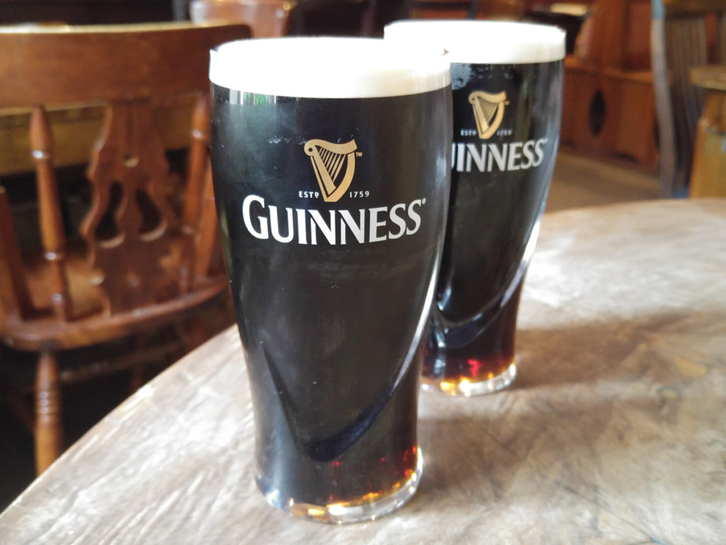 The Immigrant - Guinness