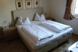 Pokoj v hotelu Mozart