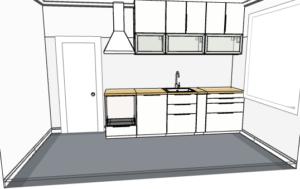 3D plánovač Ikea
