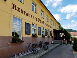 Restaurace Pod Pernštejnem