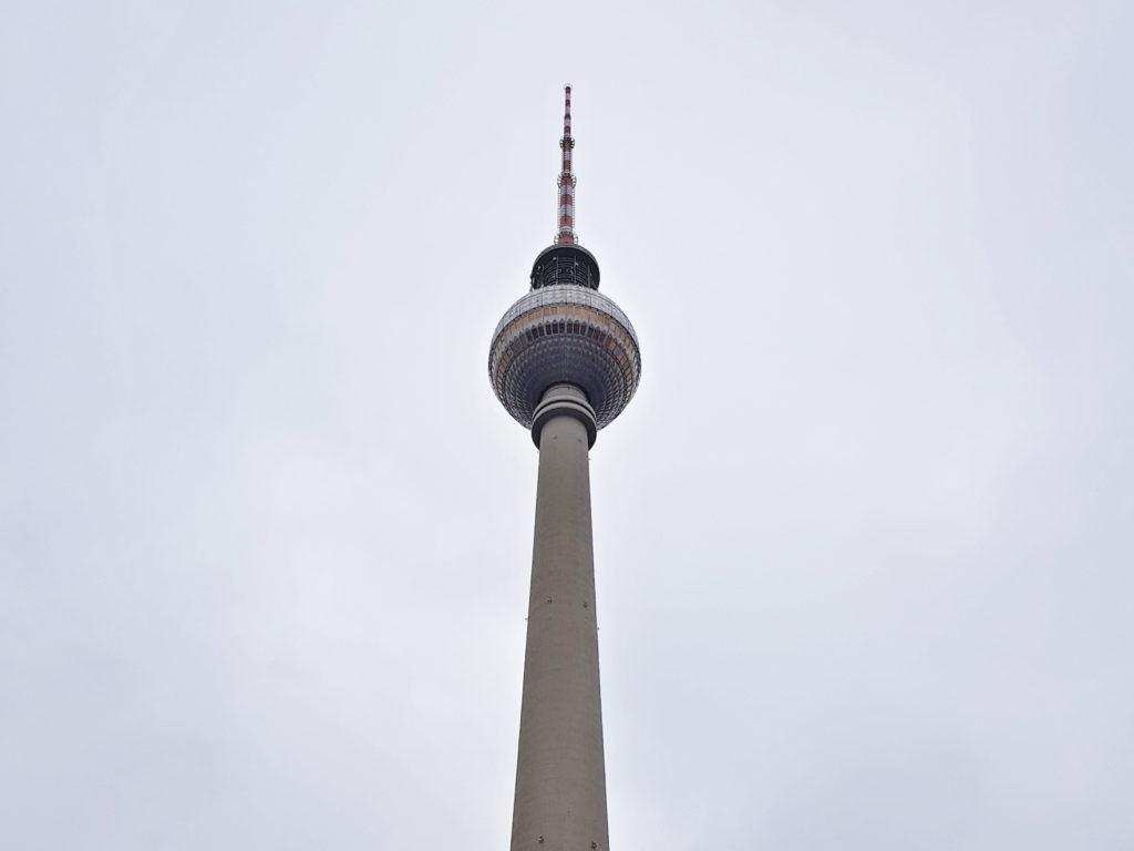 Televizní věž (Fernsehrturm)