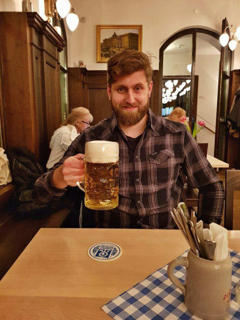 Tuplák německého piva
