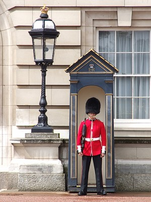 Londýn 2007: Výměna stráží