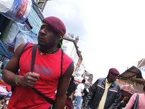 Londýn 2007: Nakupování a černoši v ulicích