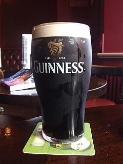 Dublin 2009: poprvé