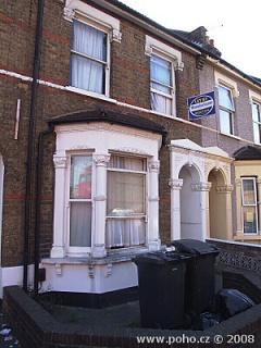 Londýn 2008: Ubytování