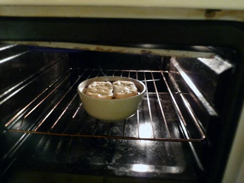 Zapékání polévky
