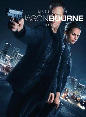 Jason Bourne - Filmy roku 2016