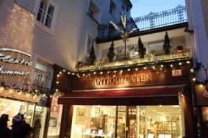 Ulice Salzburg