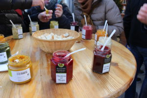 Ochutnávka marmelád