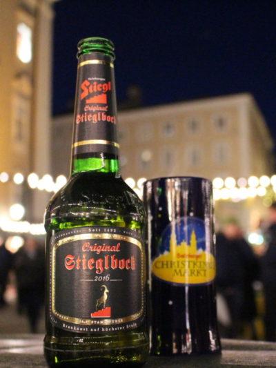 Salzburg Adventní trhy