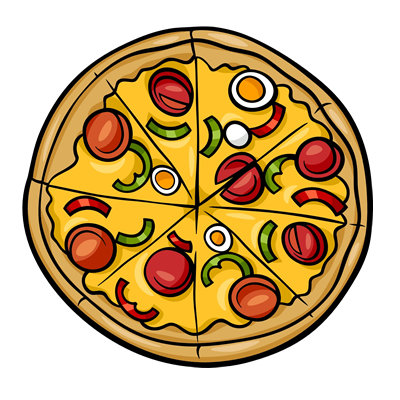 Neúspěšné hubnutí - pizza