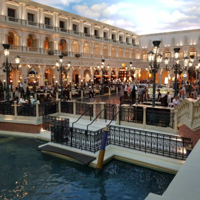 Benátky v hotelu