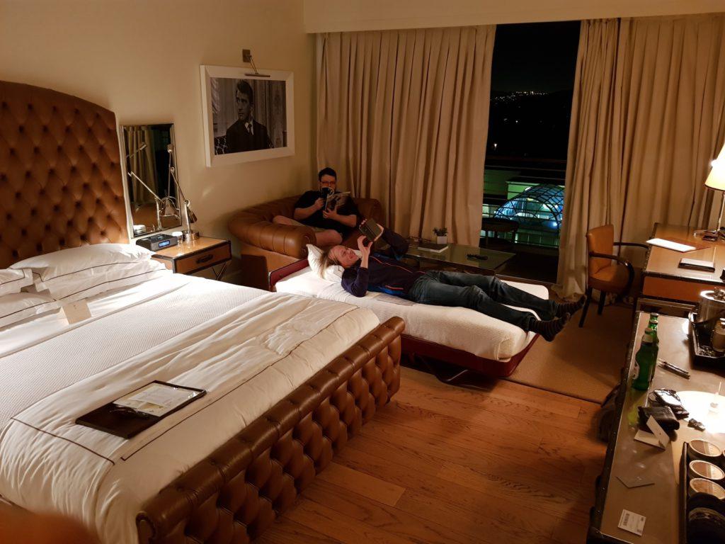 Hotel Mr. C v Beverly Hills