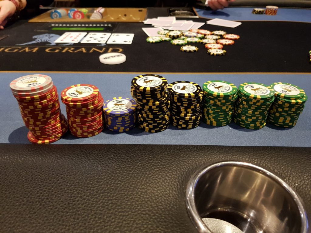 Poker ve Vegas