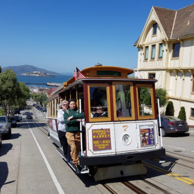 San Francisco tramvaj